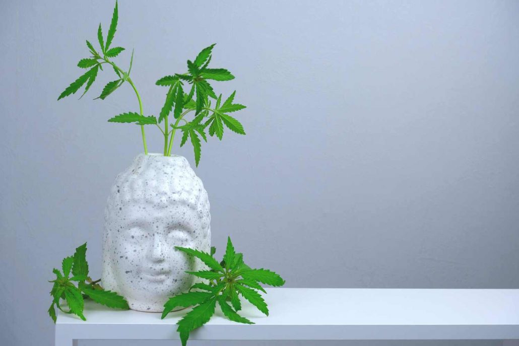 Art and Cannabis The Perfect Marriage